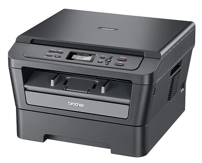 Brother DCP7060D - Impresora multifunción láser Blanco y Negro (A4 ...