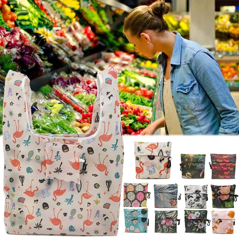 Corwar Portable Square Bag Sac /à provisions /écologique en Polyester pour int/érieur et ext/érieur Like-Minded Awesome