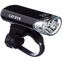 Cat-Eye 2w LEDs REAR BICYCLE BIKE TAIL LIGHT Rainproof Wide-angle Black