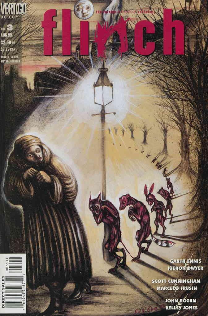 Flinch #3 FN ; DC/Vertigo comic book