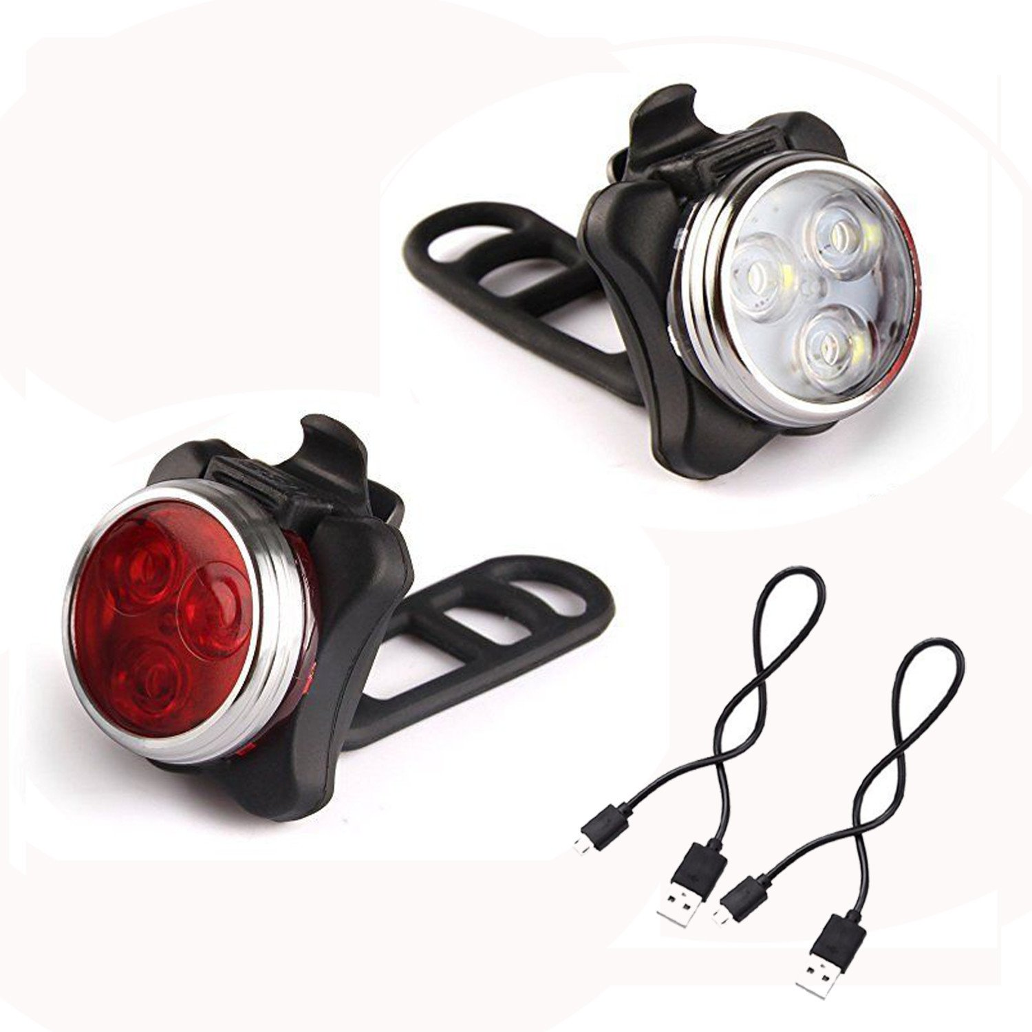 of en for lights lighting bike set led