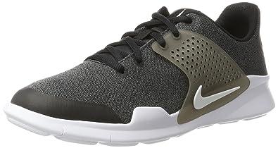 bdb246c3ba6b Nike Herren ARROWZ Laufschuhe, Schwarz (Black White-Dark Grey), 40.5