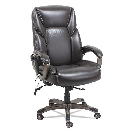 Amazon.com: Alera silla de masaje Shiatsu, Microfibra ...
