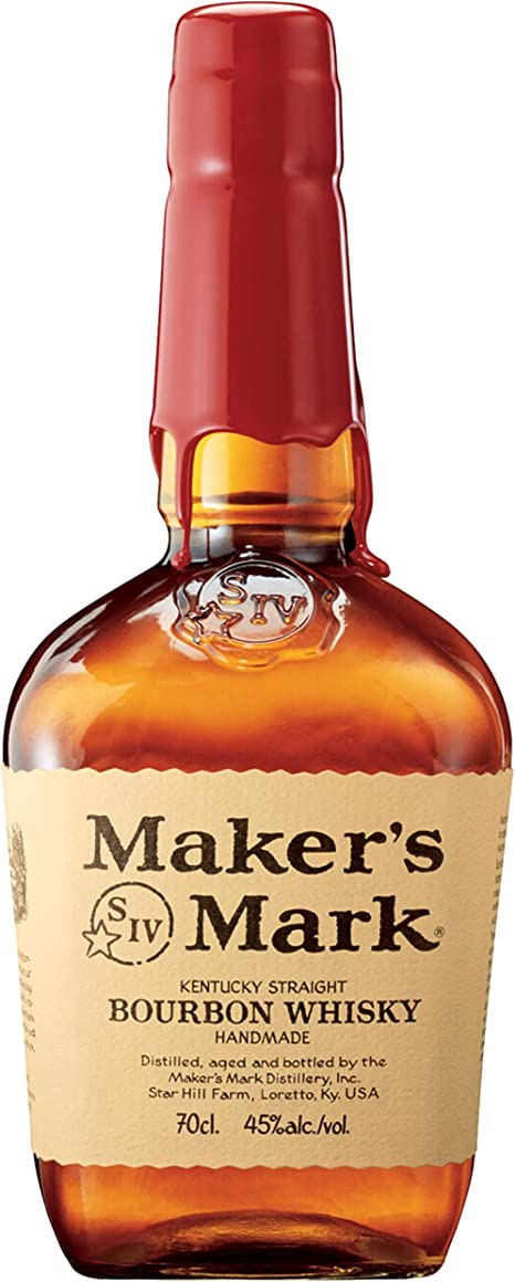 Maker`s mark bourbon whisky, 700 ml B003ZINBLE