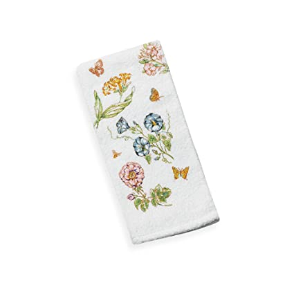 Charmant Lenox Butterfly Meadow Terry Kitchen Towel