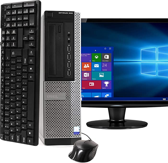 The Best Desktop Computer Windows 10 Professional