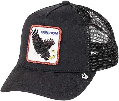 Goorin Bros. Gorra de béisbol para Hombre. Black Eagle. Talla única: Amazon.es: Ropa y accesorios