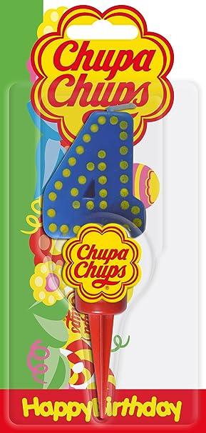 Cereria de Giorgio ch00001 _ 64 vela Cumpleaños Chupa Chups ...