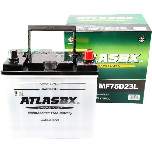 長寿命で始動性がよい!ATLASBX 国産車バッテリー Dynamic Powe AT-75D23L