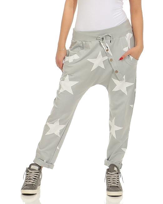 d32fe50ea160 ZARMEXX pantaloni della tuta larghi pantaloni ragazzo di donne  d'avanguardia di pantaloni della tuta
