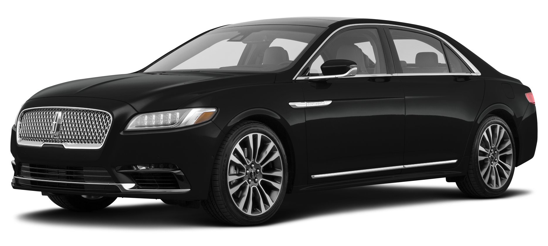 2018 Lincoln Continental Black Label, All Wheel Drive ...