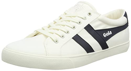 Varsity, Sneaker Uomo, Avorio (Off White/Black WB), 40 EU Gola