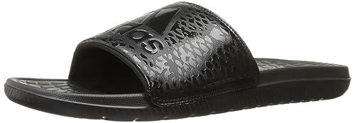 e01935eb01db9 Amazon.com | adidas Men's Voloomix Gr Athletic Slide Sandals | Sandals