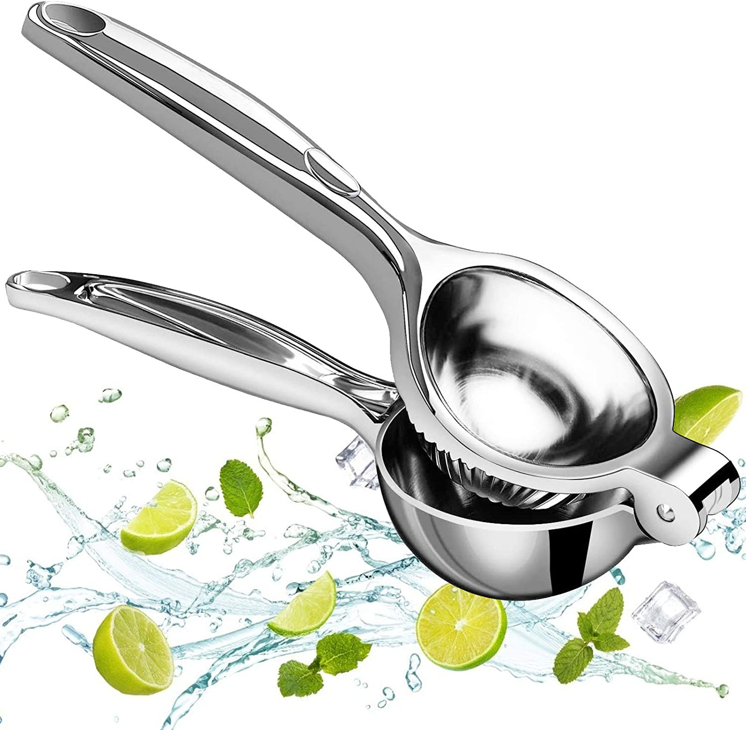 Hand Lime Lemon Squeezer Orange Citrus Juicer Handle Press Tool Manual Juicer for Extracting Lemon Juice and More Fruit
