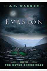Evasion: The Never Chronicles #2 Paperback