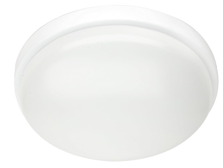 MaxLite ML2LA23LCWHP827 23W LED DOB Contemporary 17 2700K White Acrylic Ceiling Fixture