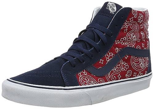Sk8-hi Reissue, Unisex Adults Lace up Shoes Vans