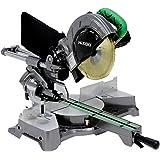 HiKOKI(旧日立工機) 卓上丸のこ 刃径200~220mm 単相100V 左傾斜+テーブル回転可能 チップソー付 C8FSE