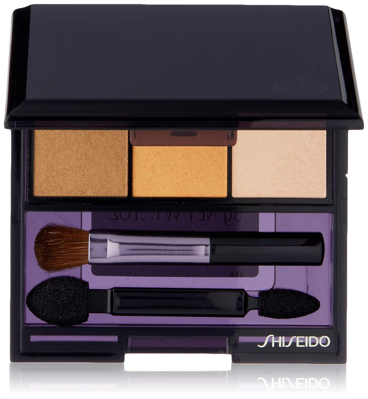 Shiseido Shiseido luminizing satin eye color trio – #br209 voyage, 0.1oz, 0.1 Ounce