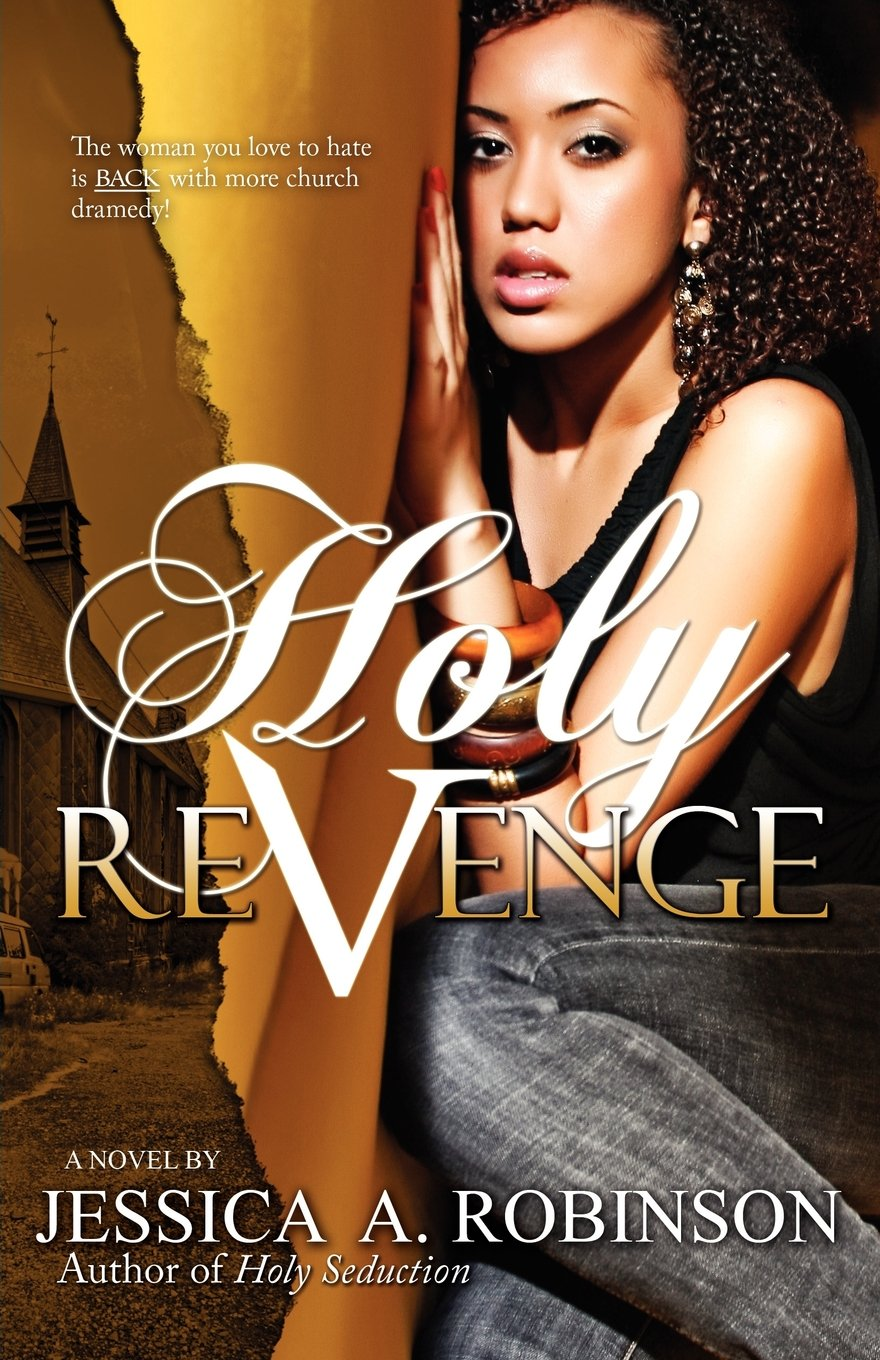 Holy Revenge (Peace In The Storm Publishing Presents)