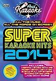 Super Karaoke Hits 2014 [DVD]