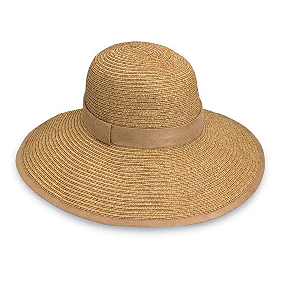 416b72c5a39 Image Unavailable. Image not available for. Colour  Wallaroo Women s UV  Celeste Hat - UPF50+ Sun Protection (Adjustable   Packable)