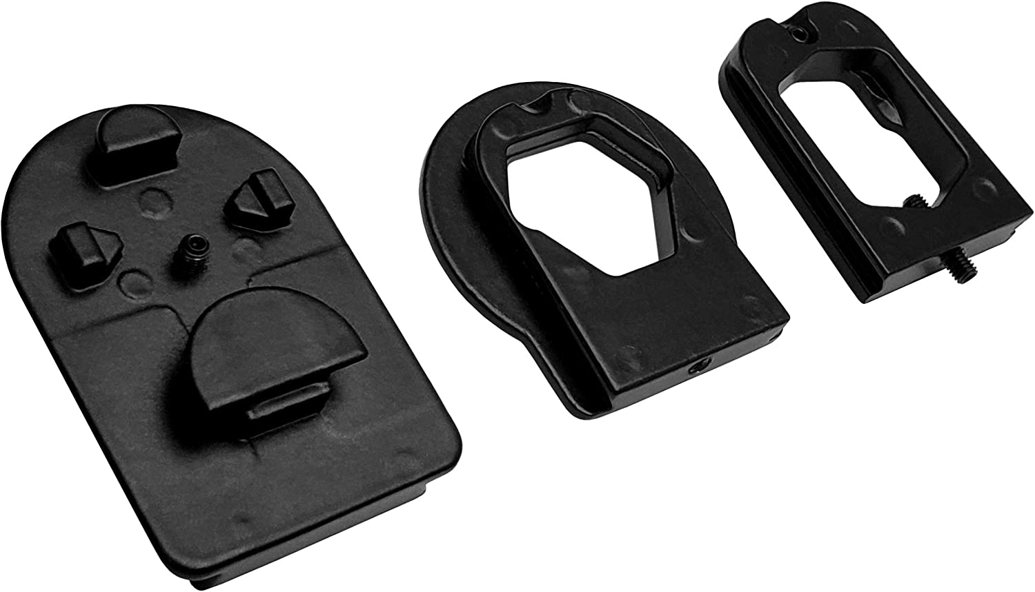 Ford Audi Master Tailgaters Rear View Mirror Three Metal Bracket Adapters for Volkswagen Dodge Honda