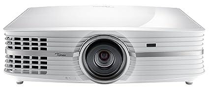 Optoma UHD60 3000 Lumens 4K UHD Projector - Black