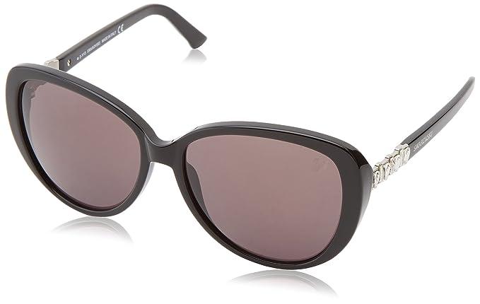 Swarovski Sunglasses Sk0029 01A-57-15-140, Gafas de Sol para ...