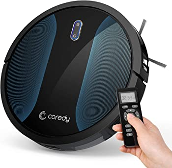 Coredy 360 Smart Sensor Protection Robot Vacuum Cleaner