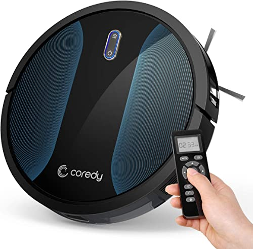 Coredy-Robot-Vacuum-Cleaner,-Fully-Upgraded