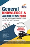 General Knowledge & Awareness 2018 for RRB Railway Recruitment Exams (NTPC/ALP/ASM/Technical)