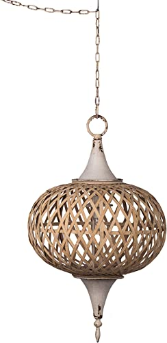 A B Home Organic Element Vintage Glamour Natural Chandelier