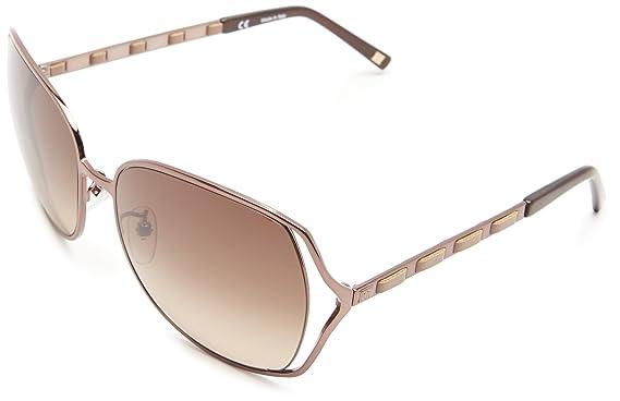 a04f367a5c9 Amazon.com  Escada Sunglasses SES803-300X Oversized Sunglasses