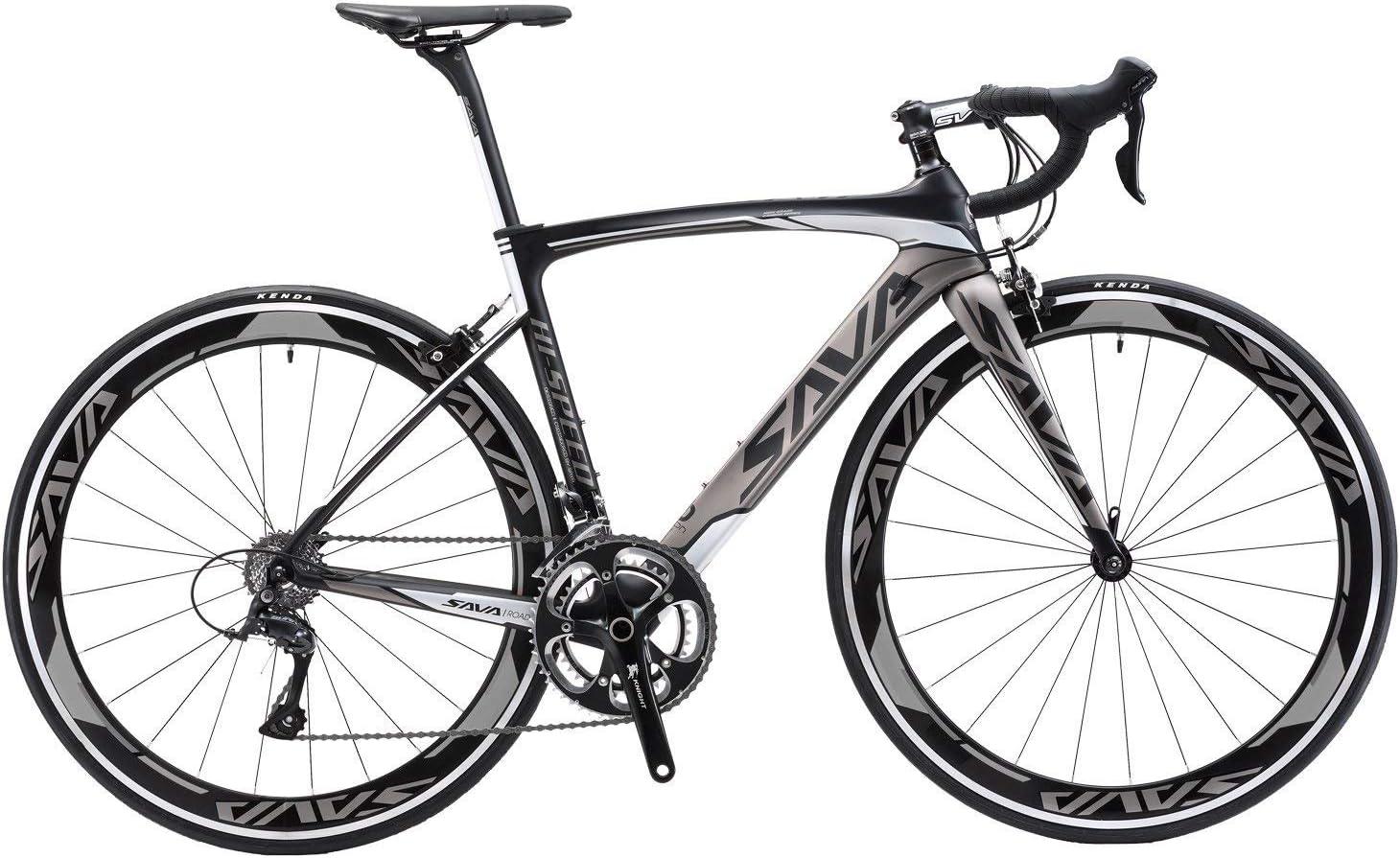 SAVADECK Warwinds3.0 700C Carbon Fiber Racing Bicycle