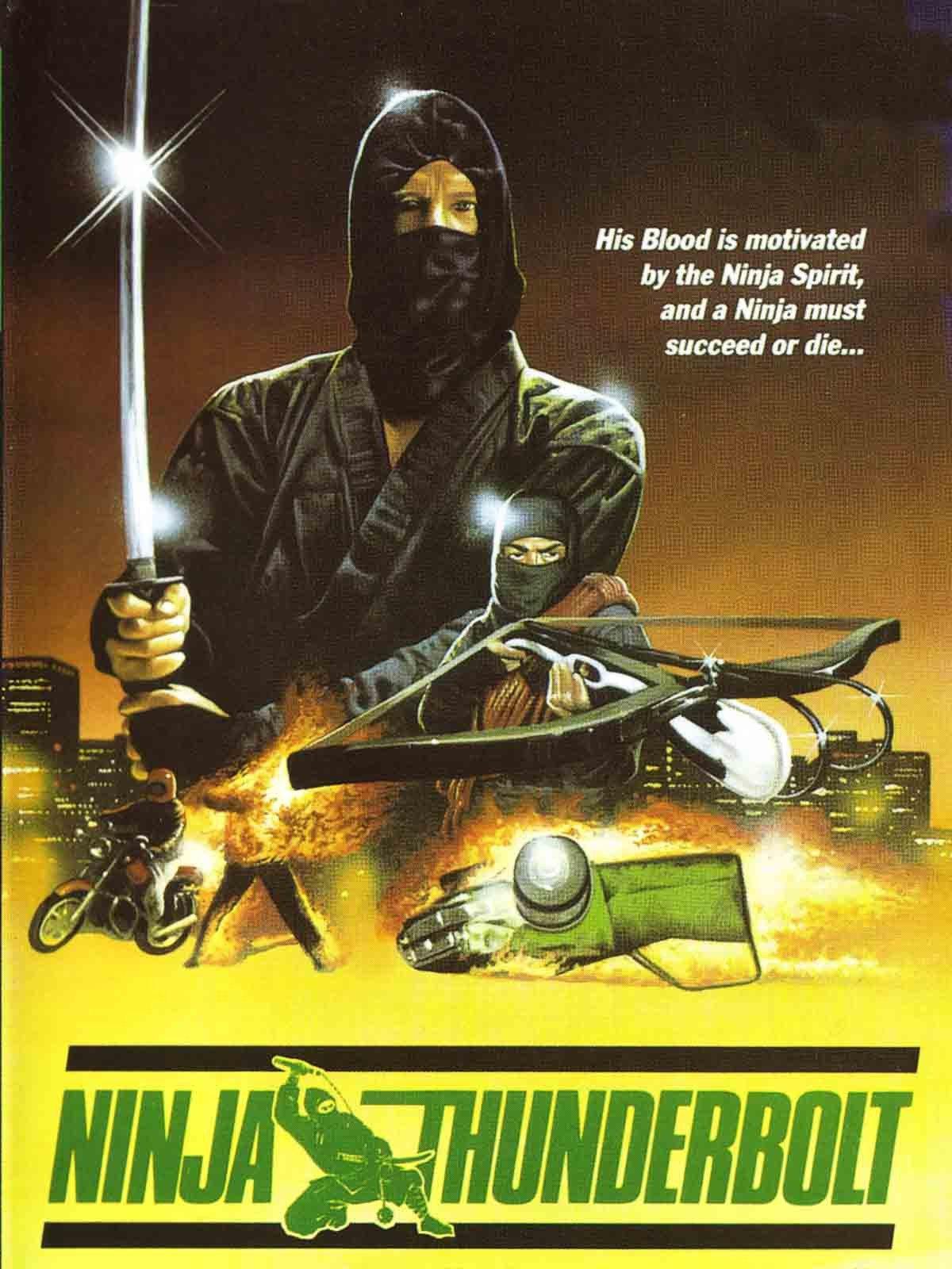 Amazon.com: Watch Ninja Thunderbolt | Prime Video
