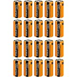 20 x DURACELL INDUSTRIAL C SIZE MN1400 LR14 ALKALINE BATTERIES REPLACES PROCELL