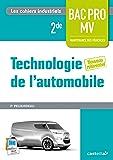 Technologie automobile 2e Bac Pro MVA