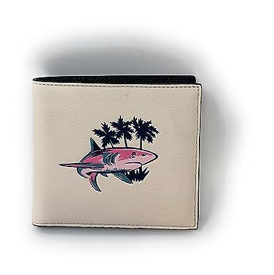 Coach - Cartera de tiburón para hombre con impresión de ...