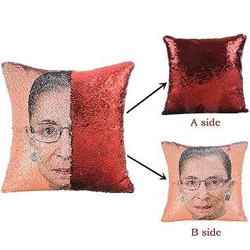 Amazon.com: Fundas de almohada decorativas para sofá, diseño ...