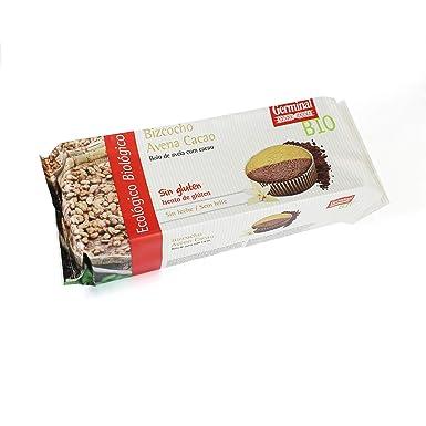Bizcocho de avena y cacao sin gluten - Germinal - 180g