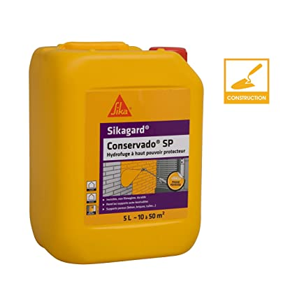 SIKA FRANCE S A S Sikagard Conservado SP Invisible