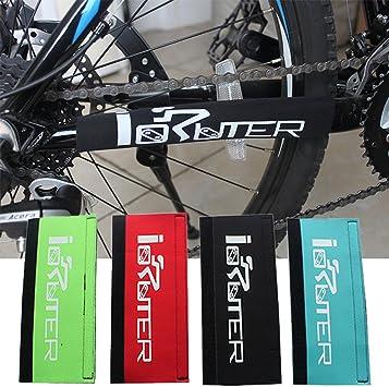 Manguito protector cadena para vaina inferior de bicicleta de ...