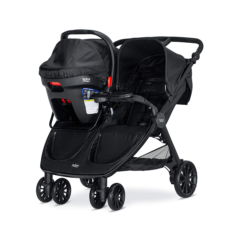 Amazon.com: Britax B-Lively - Adaptador de asiento de coche ...