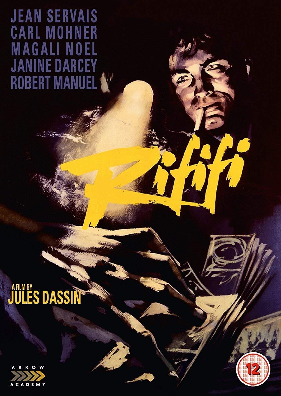 Rififi [DVD] [Reino Unido]