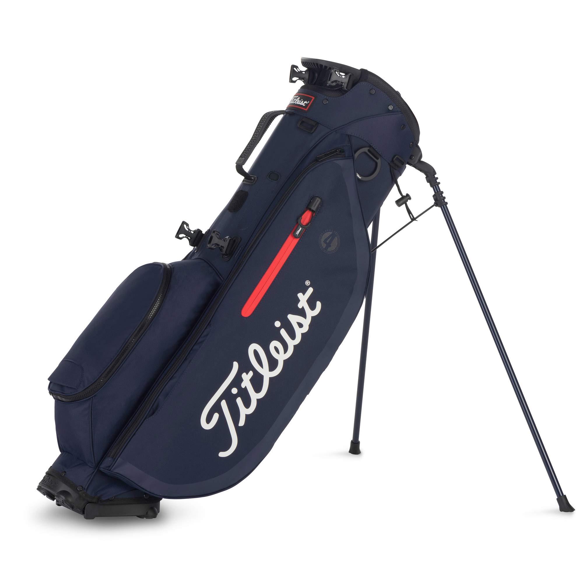 Titleist Players 4 Golf Bag Navy by Titleist