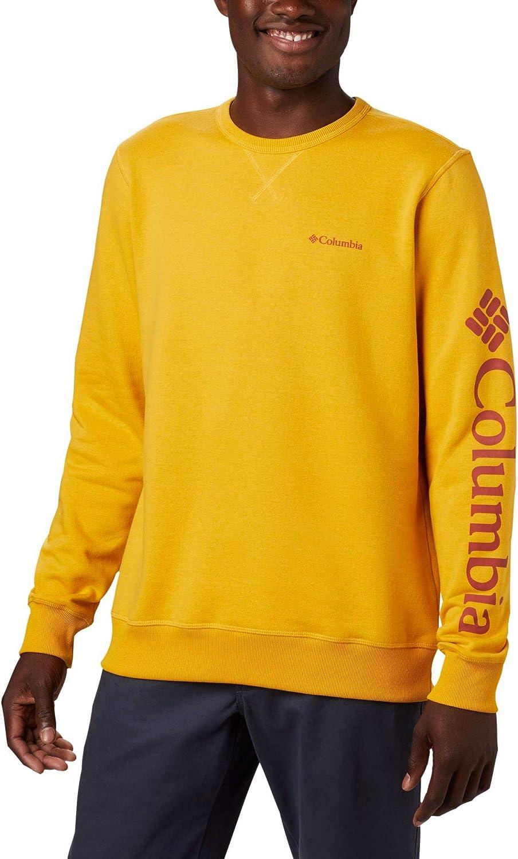 Columbia M Logo Fleece Crew M Logo Fleece Crew Hombre