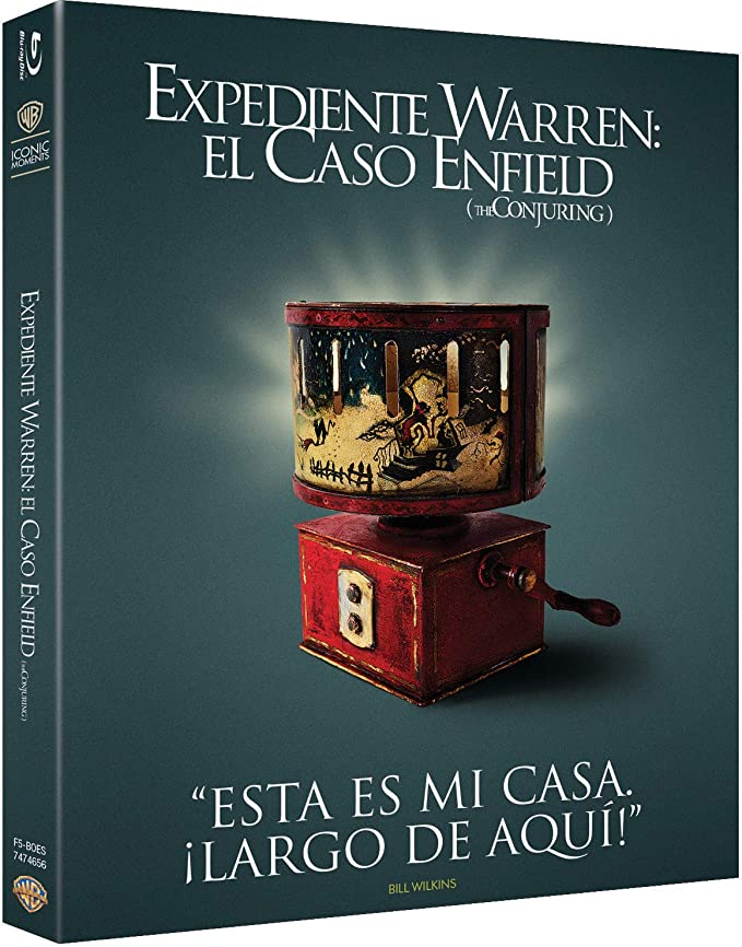 Expediente Warren: El Caso Enfield (The Conjuring)