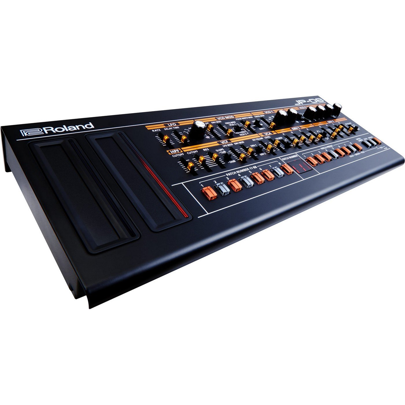 Roland JP-08 | Limited Edition JUPITER-8 4 Voices Synthesizer Module
