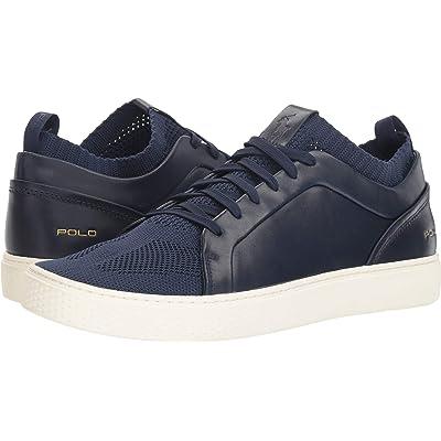 Polo Ralph Lauren Men's Court 150 | Fashion Sneakers
